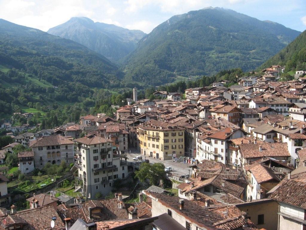 Vierten Etappe: Bagolino (778 mt)